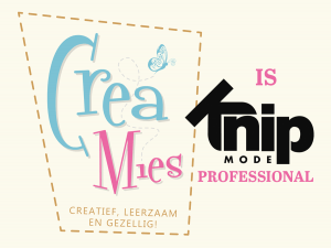 CreaMies is Knip Professional